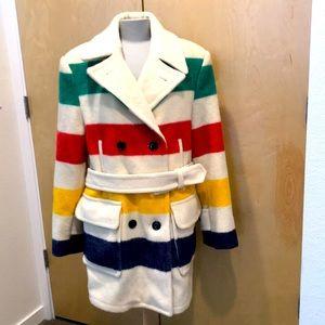 Hudson's Bay Company Vintage Wool Coat